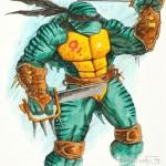 Konzeptzeichnungen Turtles Film 5
