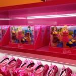 Noch mehr Barbie Produkte